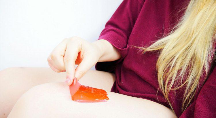 Dlaczego warto depilować się woskiem